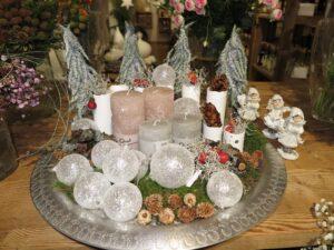 Weihnachts- und Adventsdeko
